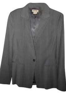 Michael Kors Grey with light pinstripe Blazer