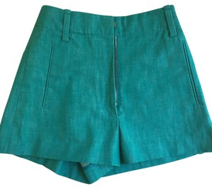 Marc Jacobs Dress Shorts Green