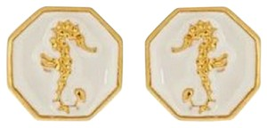 Fornash Brand New Fornash Ceramic Earrings- Seahorse