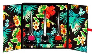 Christian Louboutin CHRISTIAN LOUBOUTIN Hawaii Kawai II Nail Polish Set Limited Edition