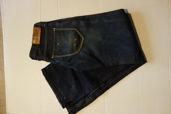 Reply Wide Sexy Classic European Flare Leg Jeans
