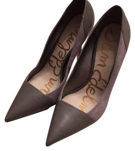 Sam Edelman Grey Pumps