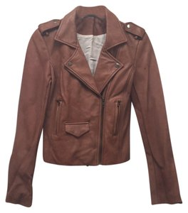 Funktional Butterscotch Leather Jacket