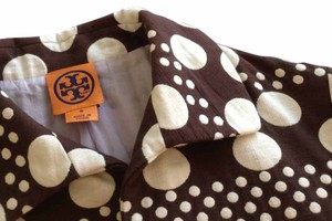 Tory Burch Brown & white Jacket