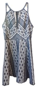 Free People Cut-out A-line Dress