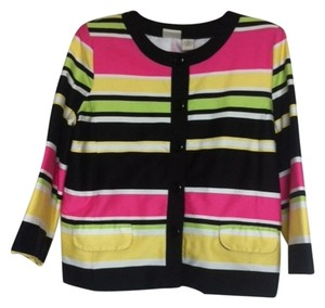 Kim Rogers Multi Color Jacket