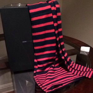 Marc by Marc Jacobs Marc Jacobs Striped Scarf