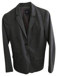 Gap Charcoal Grey Blazer
