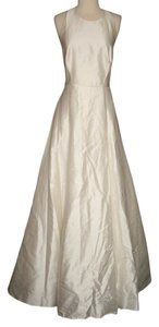J.Crew J.crew Estella Gown Size 14 Ivory Wedding Dress