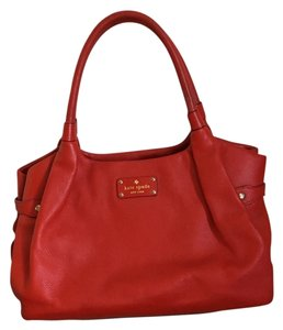 Kate Spade Satchel in Red