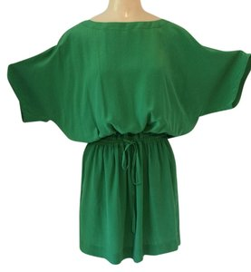 Joie short dress Bright green on Tradesy