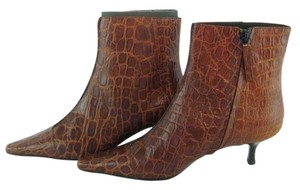 St. John St Leather Boot Brown Boots