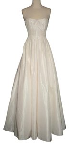 J.Crew J.crew Marlie Gown Size 4 Ivory Wedding Dress