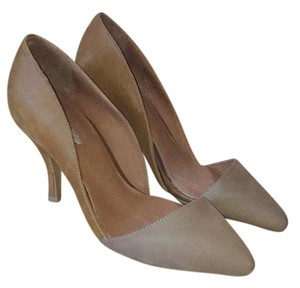 Free People Nude & dusty rose Pumps