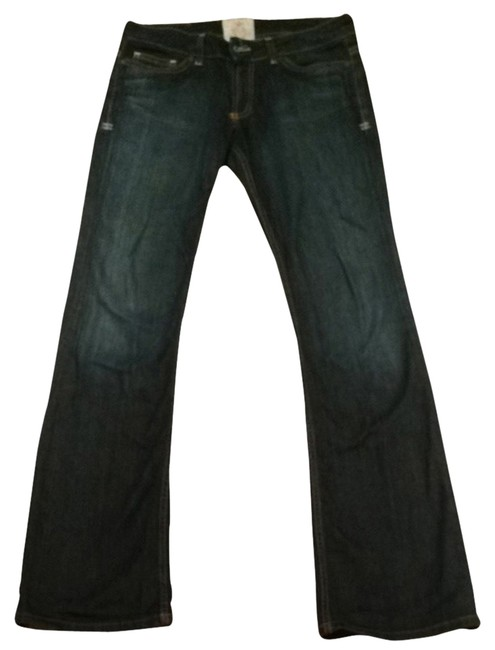 Preload https://item3.tradesy.com/images/people-s-liberation-boot-cut-jeans-washlook-1502242-0-0.jpg?width=400&height=650