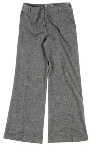 Dior Tweed Trouser Pants Grey