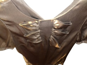 Trina Turk Top Brown