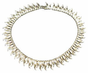 St. John St. John NECKLACE Gold Plated COLLAR