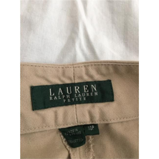 Ralph Lauren Dress Shorts Beige Image 1