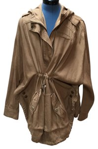 Free People Khaki Jacket