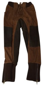 Electric Mood Cargo Pants Brown/dark brown