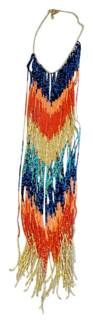 Item - Multi Colored Long Necklace