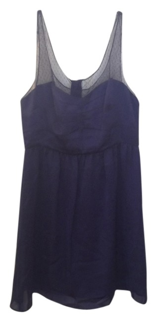 Preload https://item3.tradesy.com/images/american-eagle-outfitters-navy-blue-knee-length-cocktail-dress-size-14-l-150242-0-1.jpg?width=400&height=650
