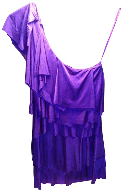Preload https://item4.tradesy.com/images/bcbgmaxazria-purple-cocktail-dress-size-2-xs-150243-0-0.jpg?width=400&height=650