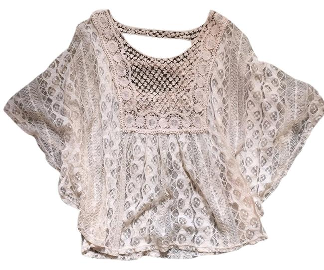 Item - Off White Blouse Size 2 (XS)