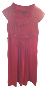 Laundry by Shelli Segal short dress Baby doll Silk on Tradesy