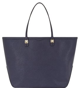 Rebecca Minkoff Tote in Midnight/ Navy