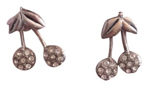 Juicy Couture Juicy Couture cherry earrings