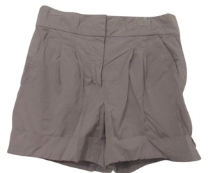 Vince Cuffed Shorts beige