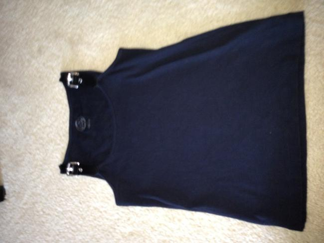 Michael Kors Buckle Top black