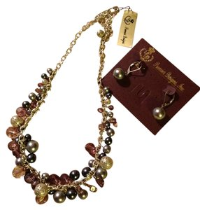 Premier Designs Premier Design Necklace, Earrings. GREAT CHRISTMAS GIFT. Retail for both $64