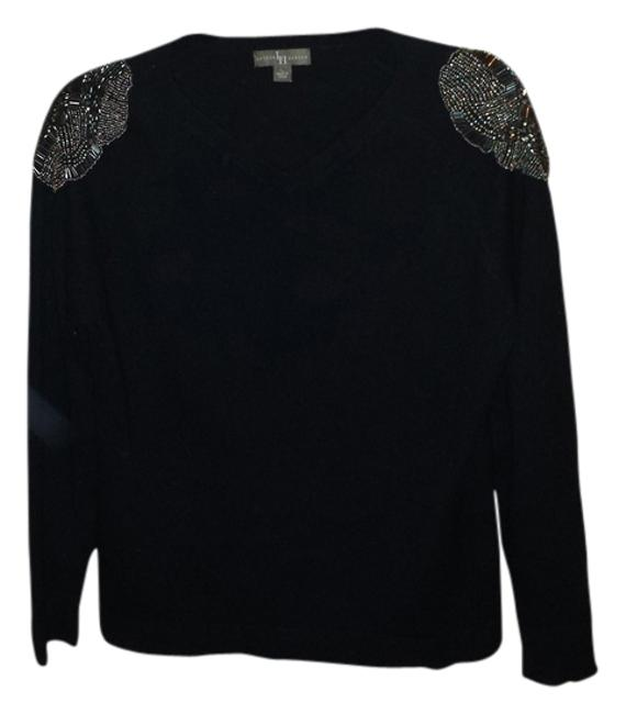 Preload https://item5.tradesy.com/images/lauren-hansen-black-2-ply-cashmere-sweaterpullover-size-12-l-1502594-0-0.jpg?width=400&height=650