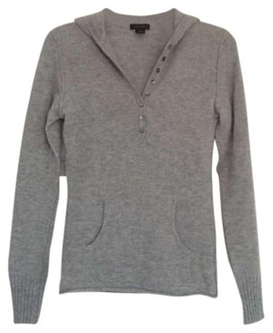 Preload https://img-static.tradesy.com/item/150260/only-mine-gray-cashmere-sweaterpullover-size-4-s-0-0-650-650.jpg