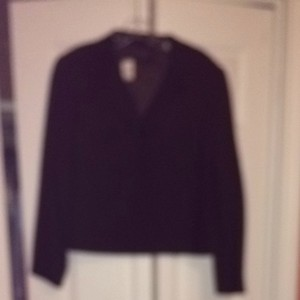 Lafayette 148 New York Dark Brown Blazer