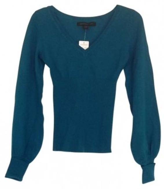 Preload https://item4.tradesy.com/images/express-turquise-sweaterpullover-size-0-xs-150263-0-0.jpg?width=400&height=650