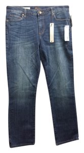 KUT from the Kloth Straight Leg Jeans-Distressed