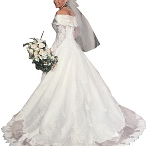 Alita Graham For Kleinfeld Wedding Dress