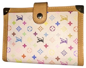Louis Vuitton Authentic Louis Vuitton Multicolor Agenda Pm