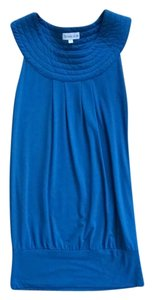 Yessica short dress Blue on Tradesy