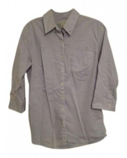 Preload https://item1.tradesy.com/images/banana-republic-blue-and-white-gingham-collar-shirt-button-down-top-size-6-s-150275-0-0.jpg?width=400&height=650