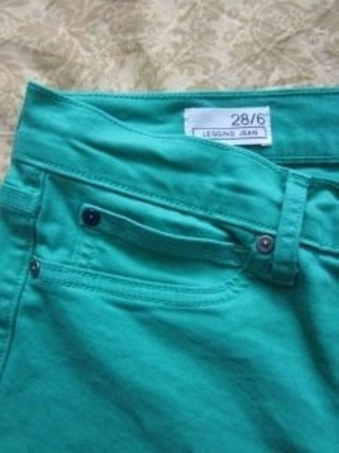 Gap Color Legging Skinny Jeans