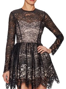 Alexis Lace Lace Trim Spring Dress