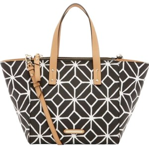 Trina Turk Satchel in Black
