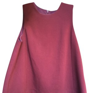 Banana Republic Top Oxblood