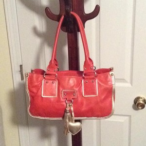 Roberta Tote in Orange