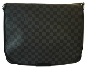 Louis Vuitton Cowhide Damier Graphite Messenger Bag